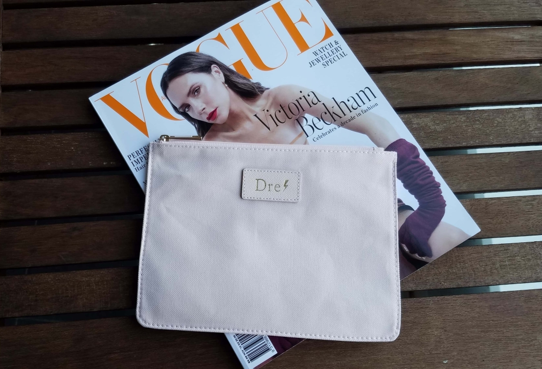 October Vogue with Gift Bag